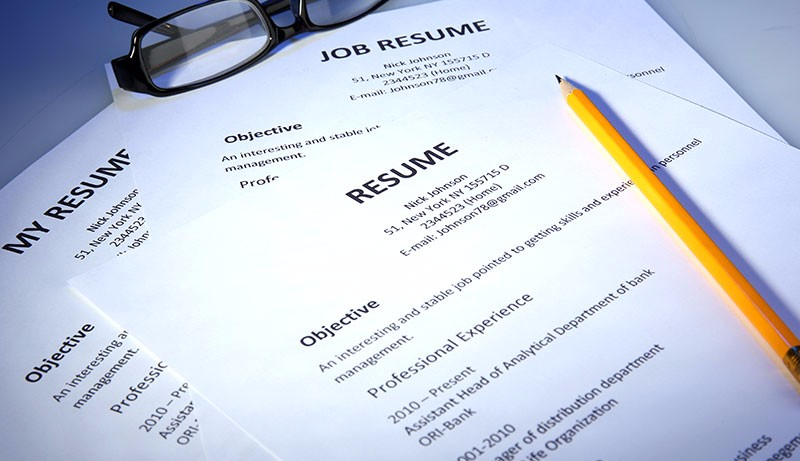 Is your resume reviewed by your professional?